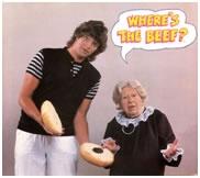 Where's the Beef? @Manisha Yeager