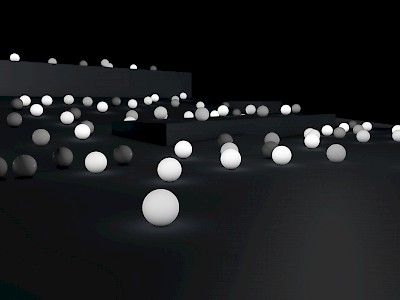 Program | Ghent Lightfestival 2015 | IYL2015 AIL2015. 11. Collectif Coin - Globoscope The Green - Park next to the City Pavilion (Emile Braunplein)  Globoscope is an intriguing work of art made of light-emitting globes.Maths, sound and light create and transform the space.