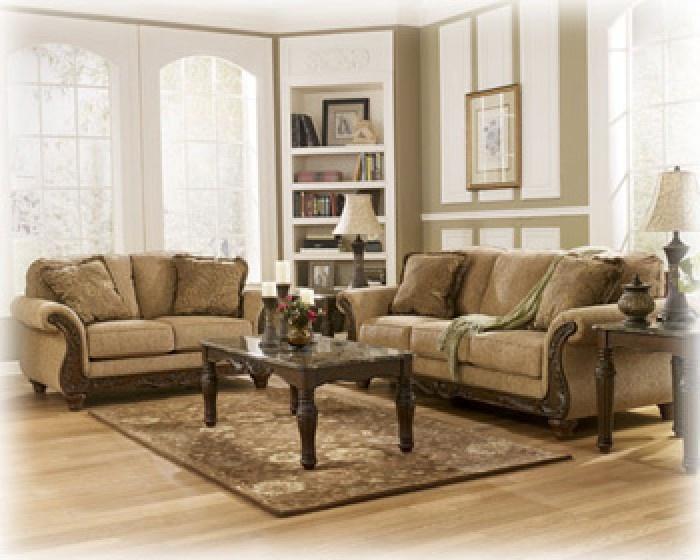 Ashley Cambridge Amber Sofa U0026 Loveseat Furniture Store Mesa AZ $899