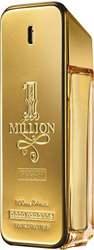 Paco Rabanne One Million Pure Parfum Spray for Men, 3.4 Ounce - http://www.theperfume.org/paco-rabanne-one-million-pure-parfum-spray-for-men-3-4-ounce/