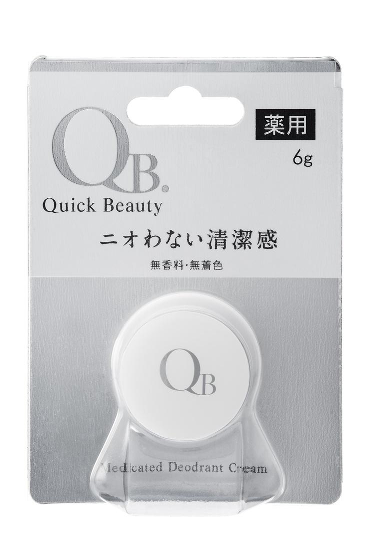 QB deodrant cream 6g