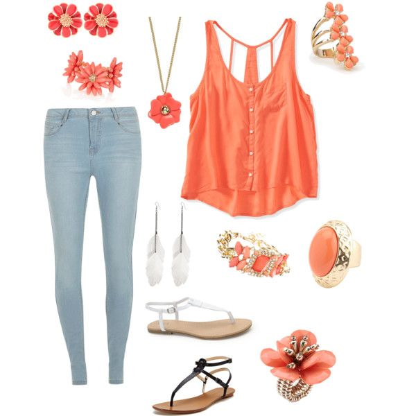 School outfit: Summer