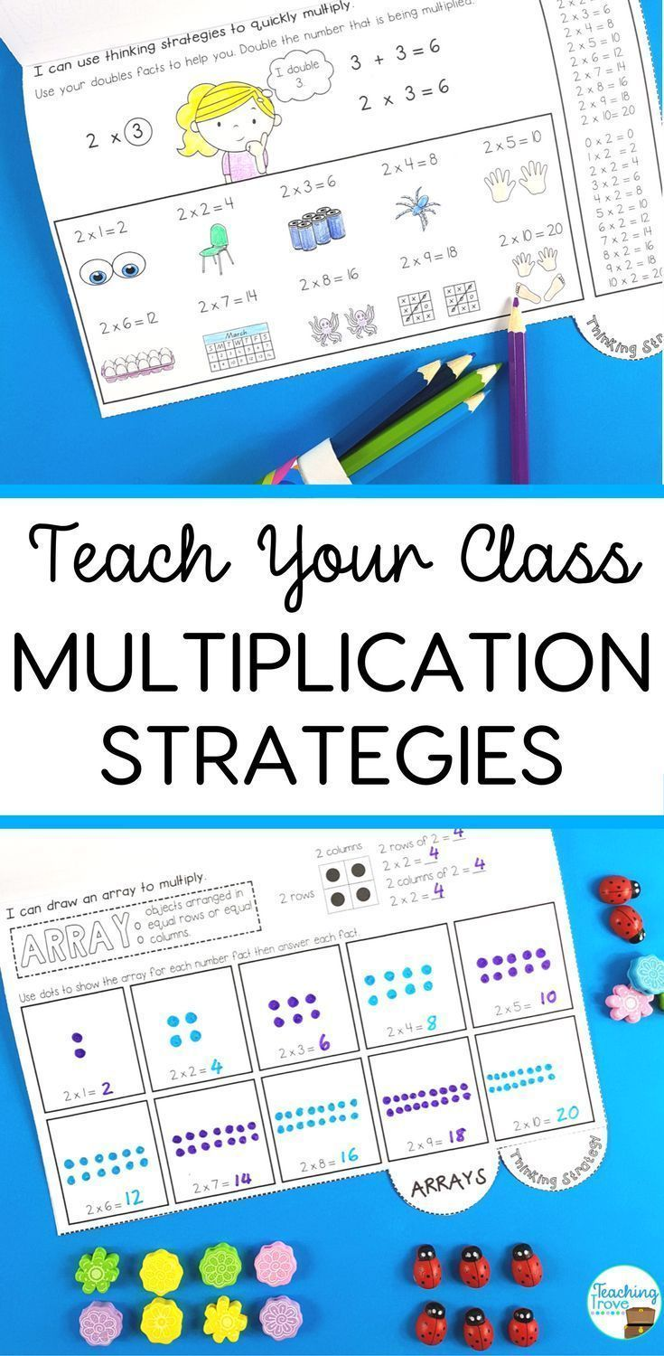 Best 25 multiplication tricks ideas on pinterest 9 times table master the multiplication facts with effective strategies gamestrikefo Image collections