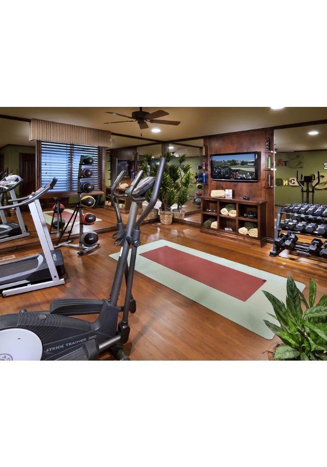 Home Gym Basement Gym Design Pictures Remodel