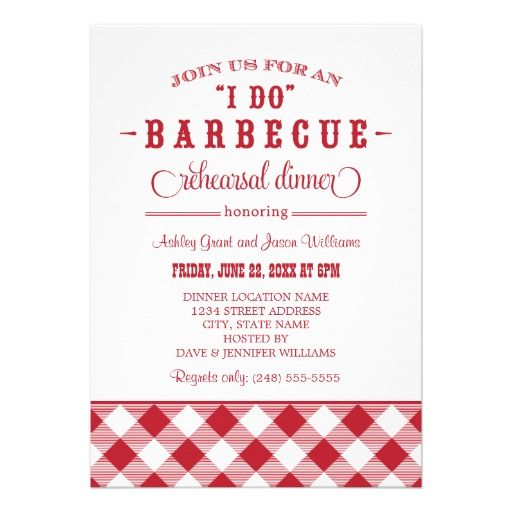 """Wedding Rehearsal Dinner Invitations 