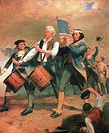 Spirit of '76 - Independence Day (United States) - Wikipedia, the free encyclopedia