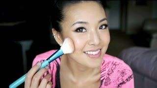 How to Apply Blush & Highlighter, via YouTube.