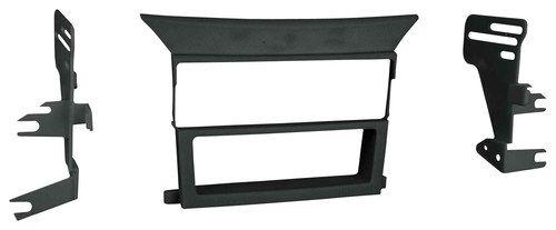 Metra - Dash Kit for Select 2009-2011 Honda Pilot - Black