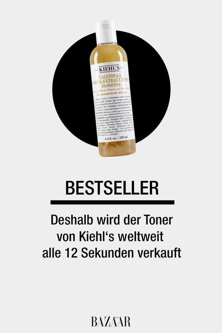 Dieser Toner von Kiehl's wird weltweit alle 12 Sekunden verkauft