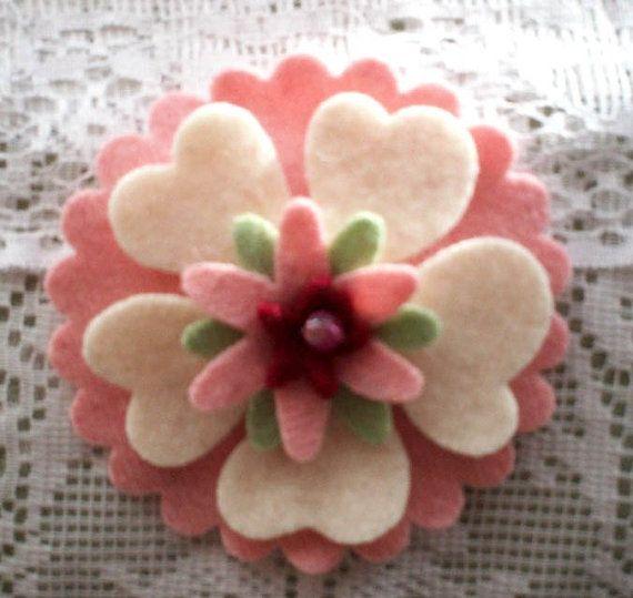 Flor cor de rosa