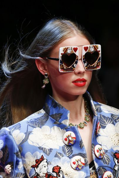 Vogue's Ultimate Sunglasses Trend Guide Spring/Summer 2018 | British Vogue