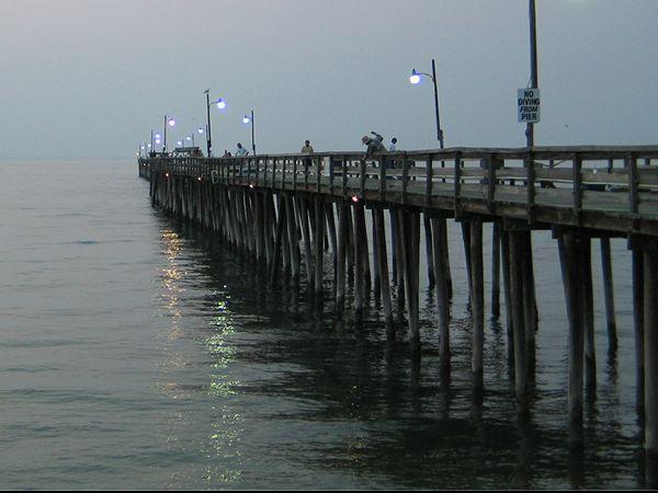 Lynnhaven Pier Restaurant Virginia Beach Va