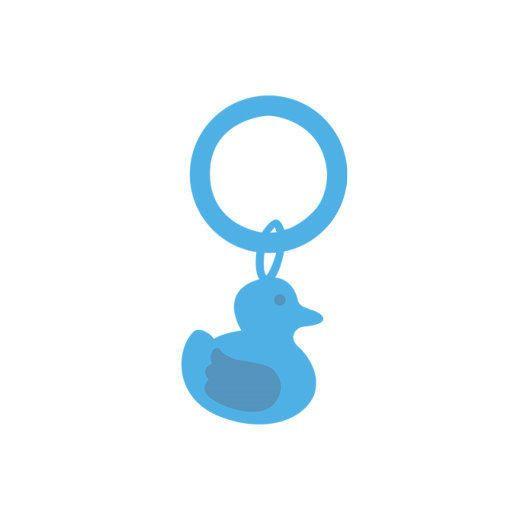 Marianne Design Creatables Cutting Die - Duck Rattle LR0307