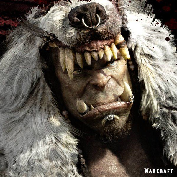 Durotan Frostwolf Cowl