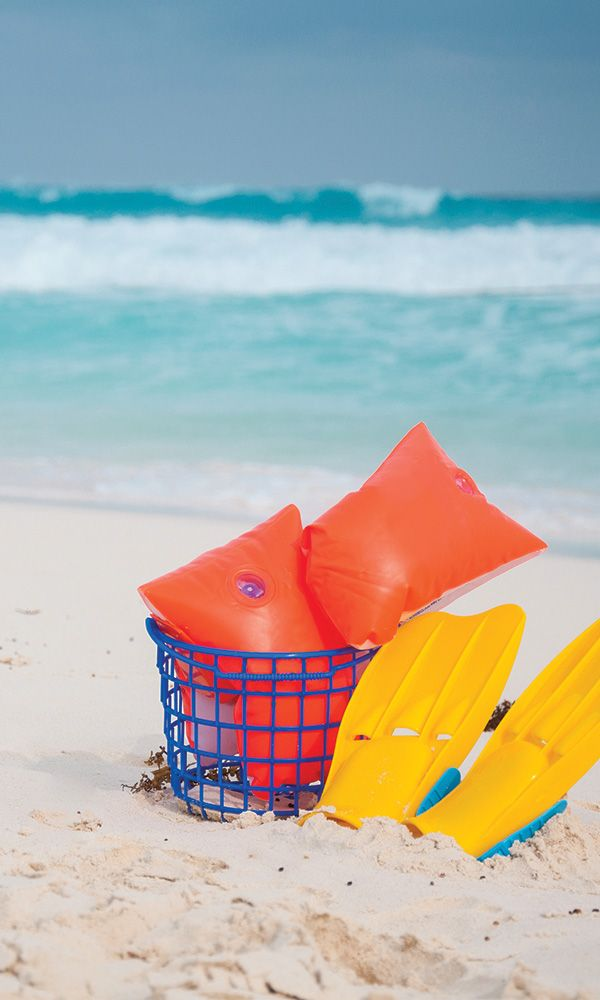 The sun, sand and beach toys are ready for you at Hyatt All Inclusive Resorts. What are you waiting for?
