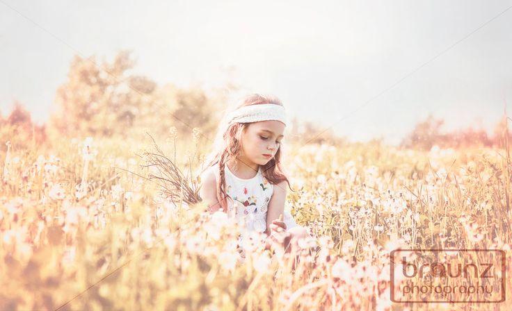 Dandelion Fields by AaleyAbstruse.deviantart.com on @deviantART
