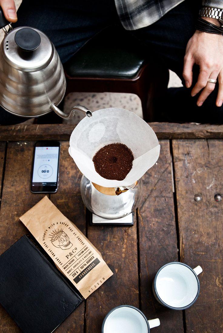 P&Co Coffee – P&Co
