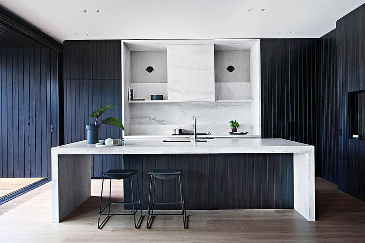 Get set cook! Ready for Christmas . Great collaboration with @nixontullochfortey  blackened timber detail with Alba stone @cdkstone  #mimdesignresidential #mimdesign #jbchouse take a visit on our website. Shot by @shannonmcgrath7