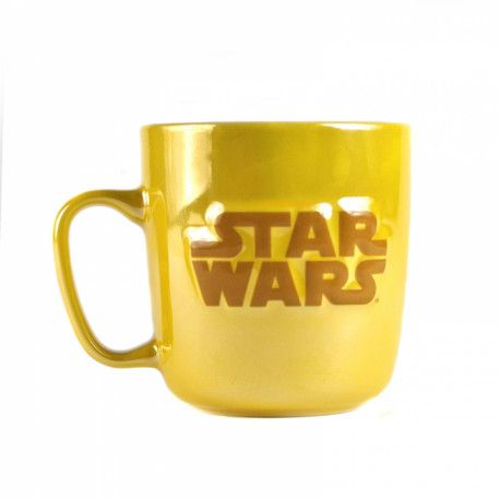 Mug C-3PO Star Wars Relief