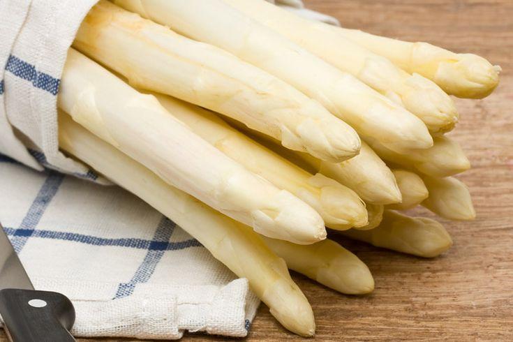 Recepten om de vroege intrede van de asperges te vieren - De Standaard