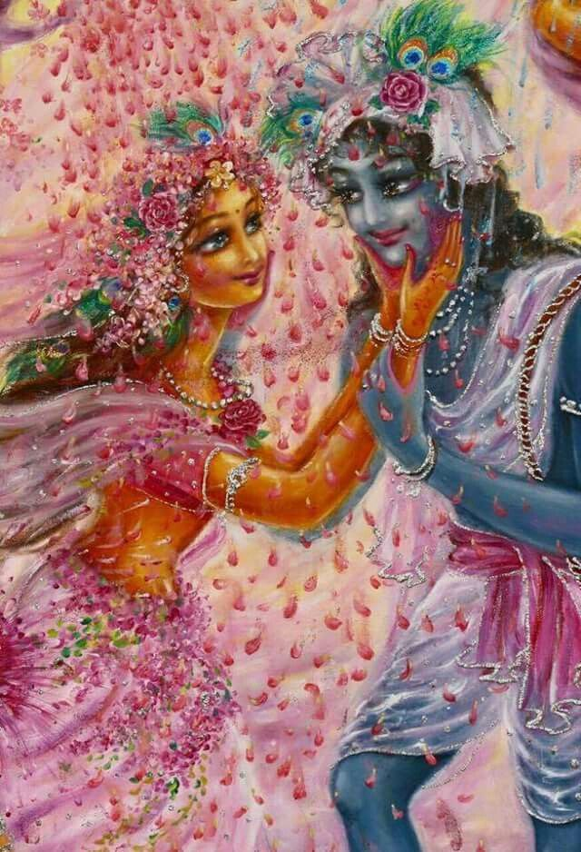 Nothing can be more beautiful than Lord Krishna.