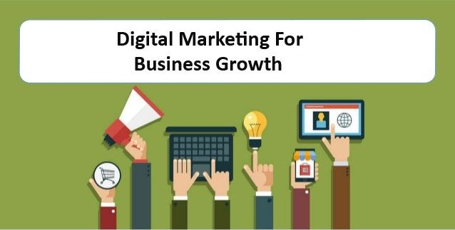 Digital marketing helps your business make use of techniques and strategy that will not only attract more traffic to your business but quality traffic which will engage and convert more