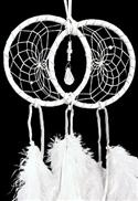 Soul Connection Dream Catcher -  honor this relationship between two