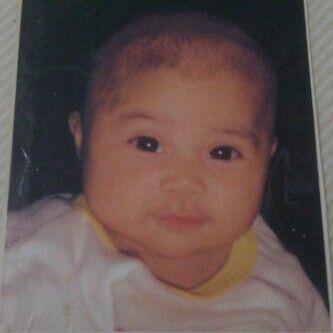 Tita when she still a baby.