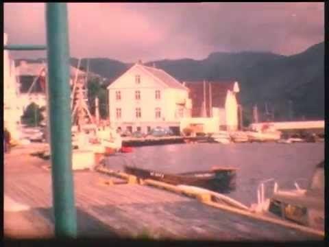 Farsund filmet med super 8. Anno 1980 - YouTube