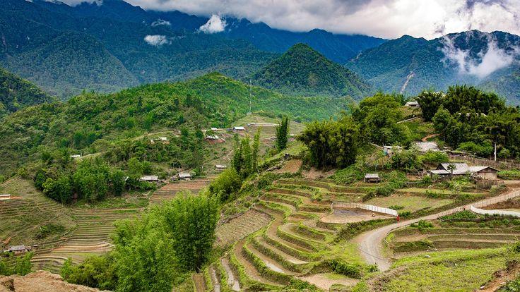 Mit dem Zug von Hanoi nach Sapa: Abenteuer in den Bergen Vietnams