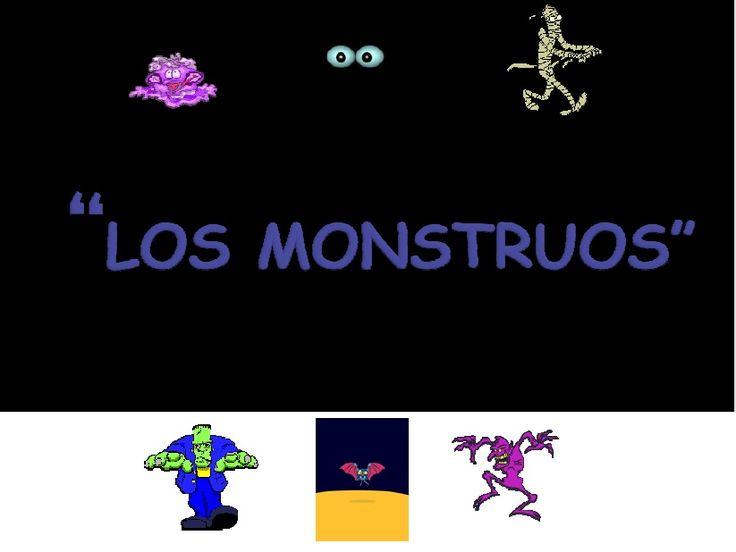 PROYECTO Los Monstruos