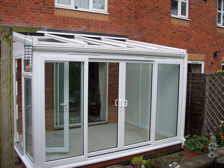 Lean To Conservatories Small. http://www.finesse-windows.co.uk/conservatories.php