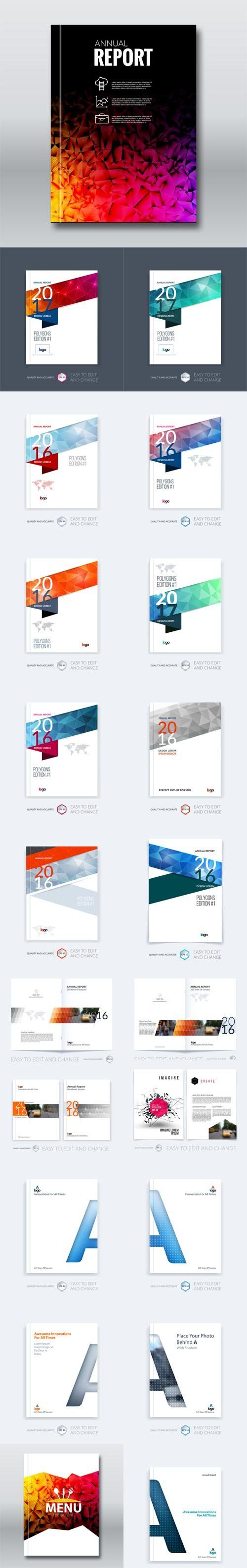 best ideas about annual report covers annual vector brochure template layout cover design annual report magazine