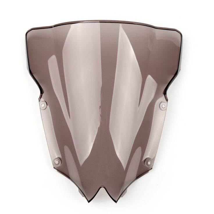 Mad Hornets - Windscreen Windshield Yamaha YZF R6 (2008-2016), Double Bubble, Smoke, $39.99 (http://www.madhornets.com/windscreen-windshield-yamaha-yzf-r6-2008-2016-double-bubble-smoke/)
