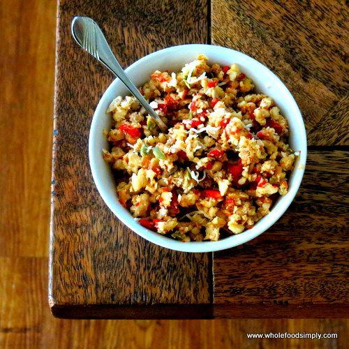 Muesli - Wholefood Simply