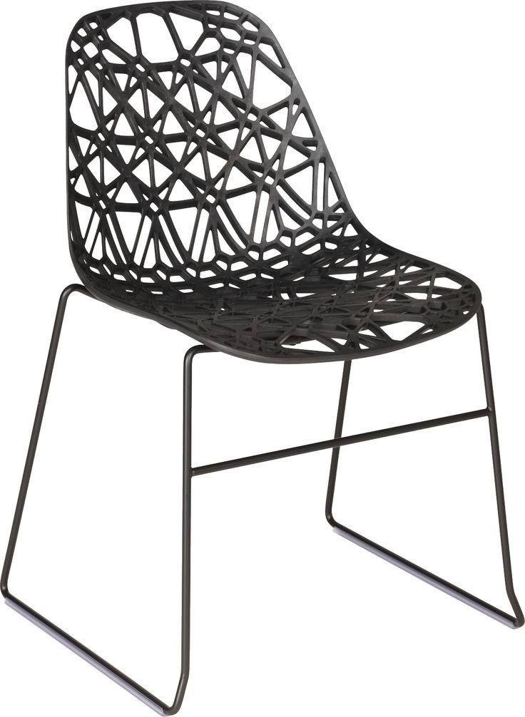 Les 25 meilleures id es de la cat gorie des chaises en for Chaise en plastique