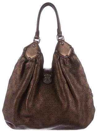 Louis Vuitton Mahina XL Bag.  Authentic Louis Vuitton Bags