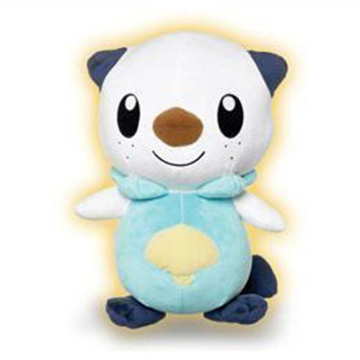 OSHAWOTT PLUSH Oshawott, il buffo starter acquatico di Pokemon Bianco/Nero, in un fantastico peluche da 40 cm. Finiture di qualità, licenza ufficiale Nintendo. - Maggiori dettagli: http://www.thegameshop.it/it/peluche/610-tomy-pokemon-bew-oshawott-big-40cm-5011666718005.html#sthash.eBcUO3b3.dpuf