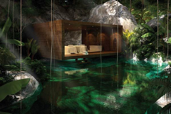 Chablé Resort, la puerta al paraíso en Yucatán #chableresort