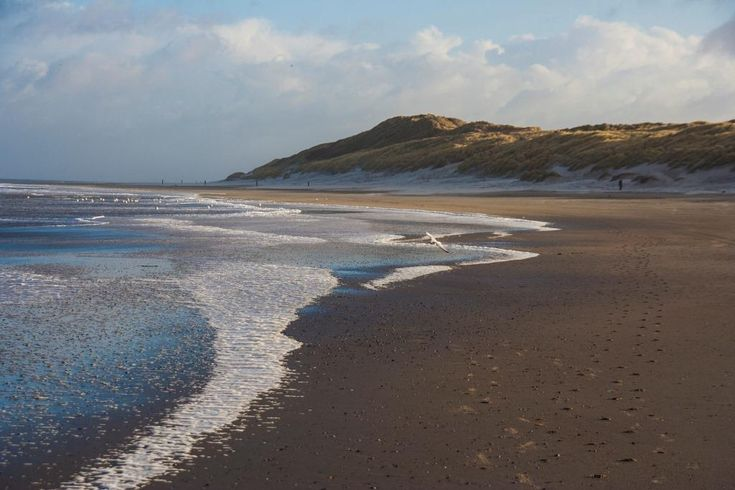 Beach on Vlieland - picture made by Bart Lebesque