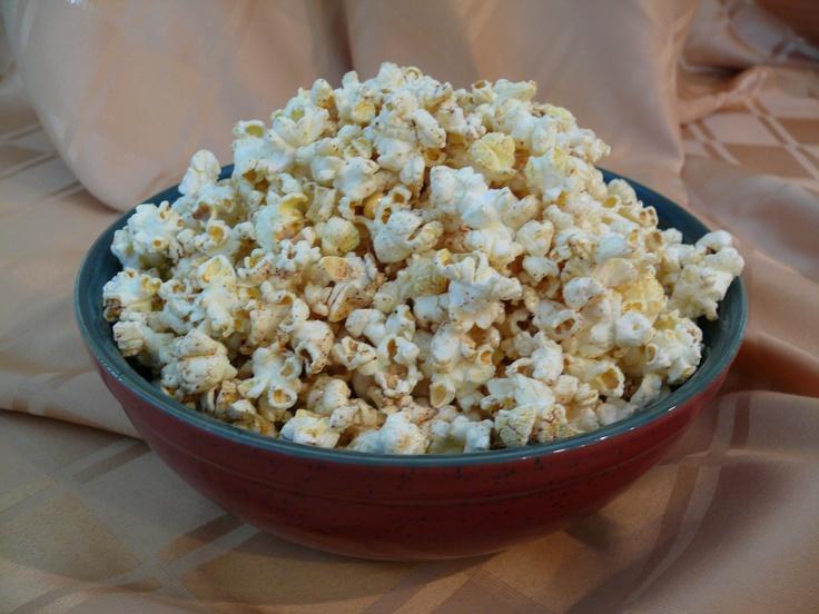 Mexican Popcorn, pg. 228 Real-Life Vegan