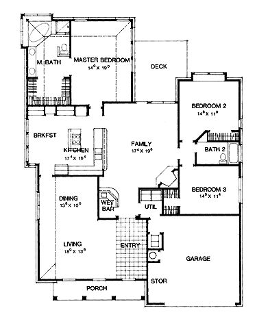 10 best interior design plan images on pinterest arquitetura packs quite a punch hwbdo10172 cottage house plan from builderhouseplans malvernweather Images