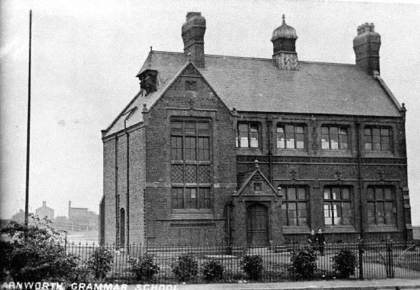 Widnes Farnworth Grammar School.