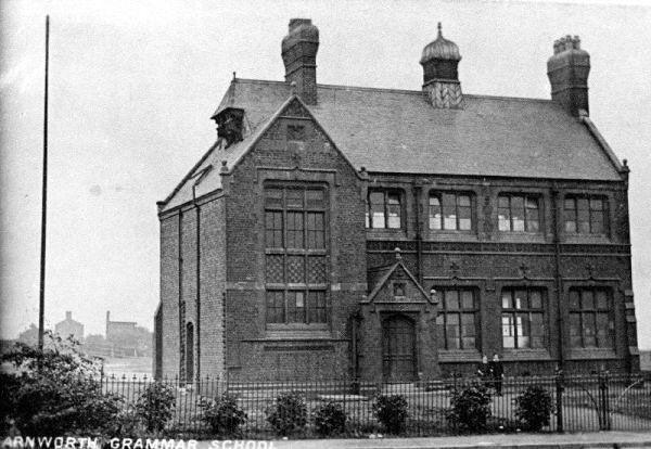 Widnes Farnworth Grammar School.