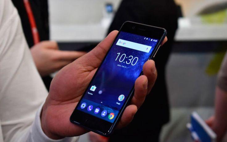 Nokia 5 изготовлен из анодированного алюминия, который может окрашен в серебристо-белый, матово-черный, закалено-синий и медно-белый цвет