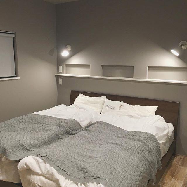 おしゃれな寝室は何が違う テイスト別 素敵なベッドルームインテリア実例集 Folk ベッドルーム モダンベッドルーム 寝室