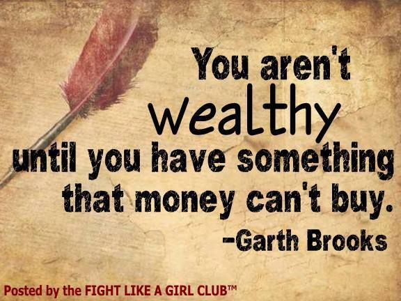 What is wealth? Beautiful quote