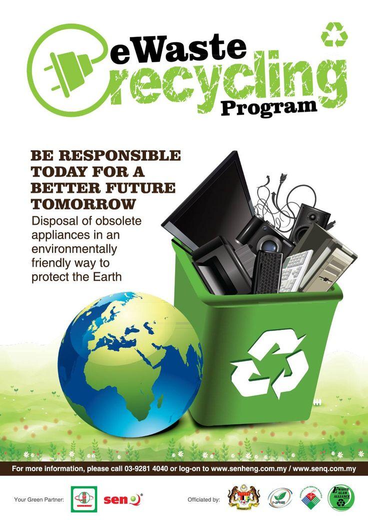 Senheng e-Waste Recycling Program 2013