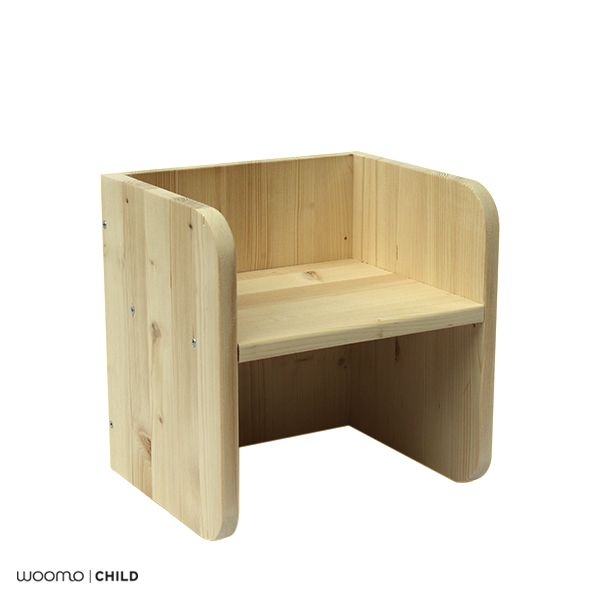 Image of woomo child montessori chair small cosas g ag a for Muebles cantero