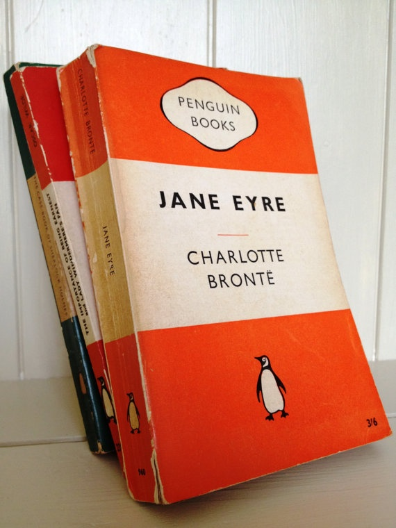 Penguin Classics Book Cover Art : Best images about i collect covers of jane eyre on
